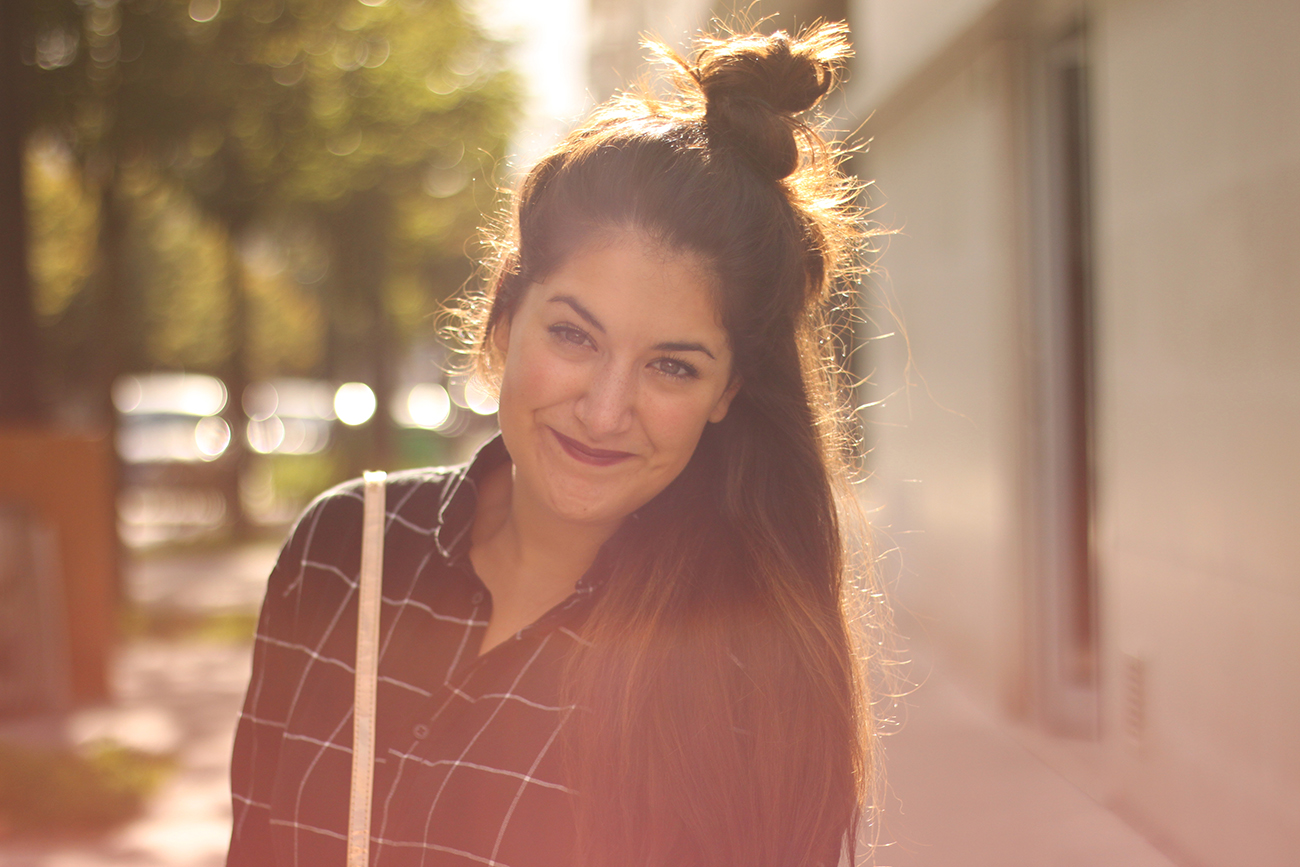 portrait Megan Vlt hiver