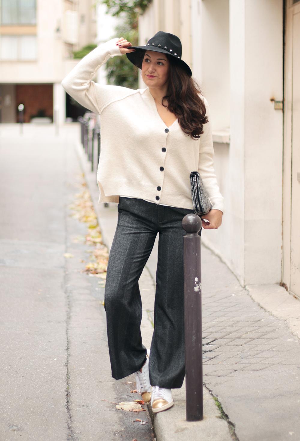 Look du jour paris ♥ www.meganvlt.com