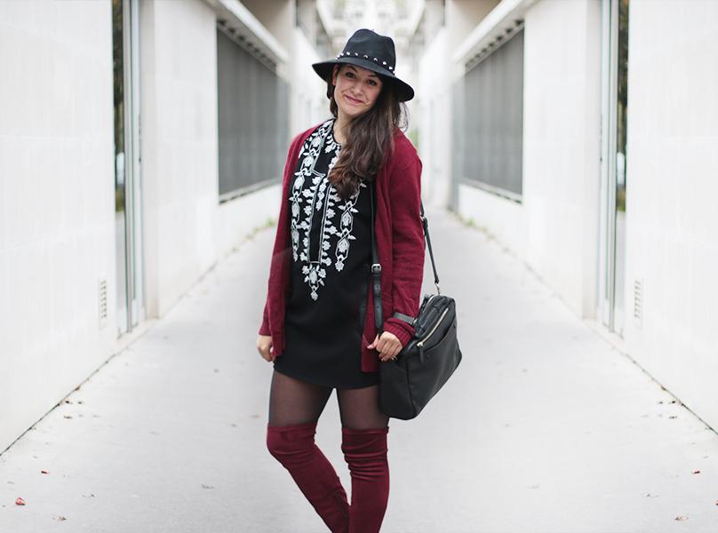 blog mode femme look