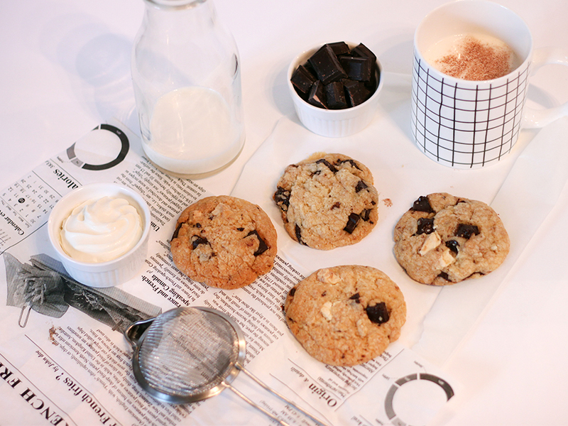Recette Cookies meganvlt