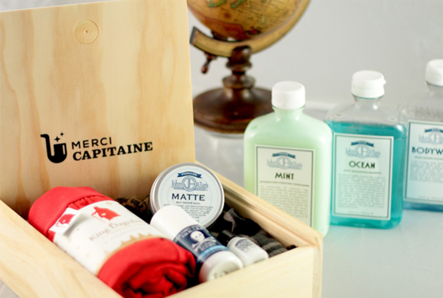 lifestyle : cadeau ideal homme - merci capitaine