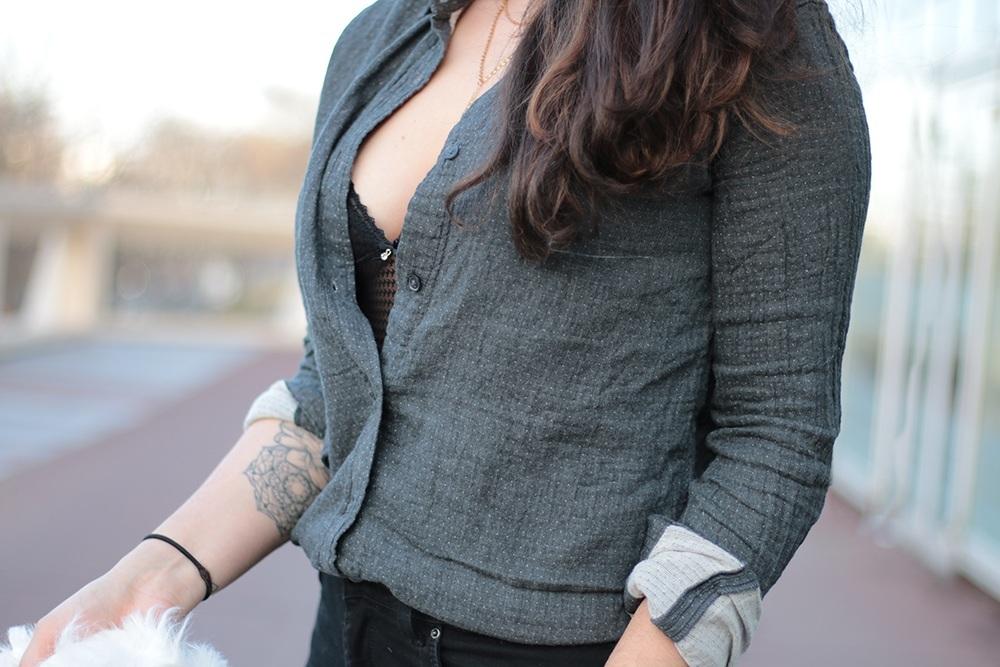 chemise loft ♡ www.meganvlt.com
