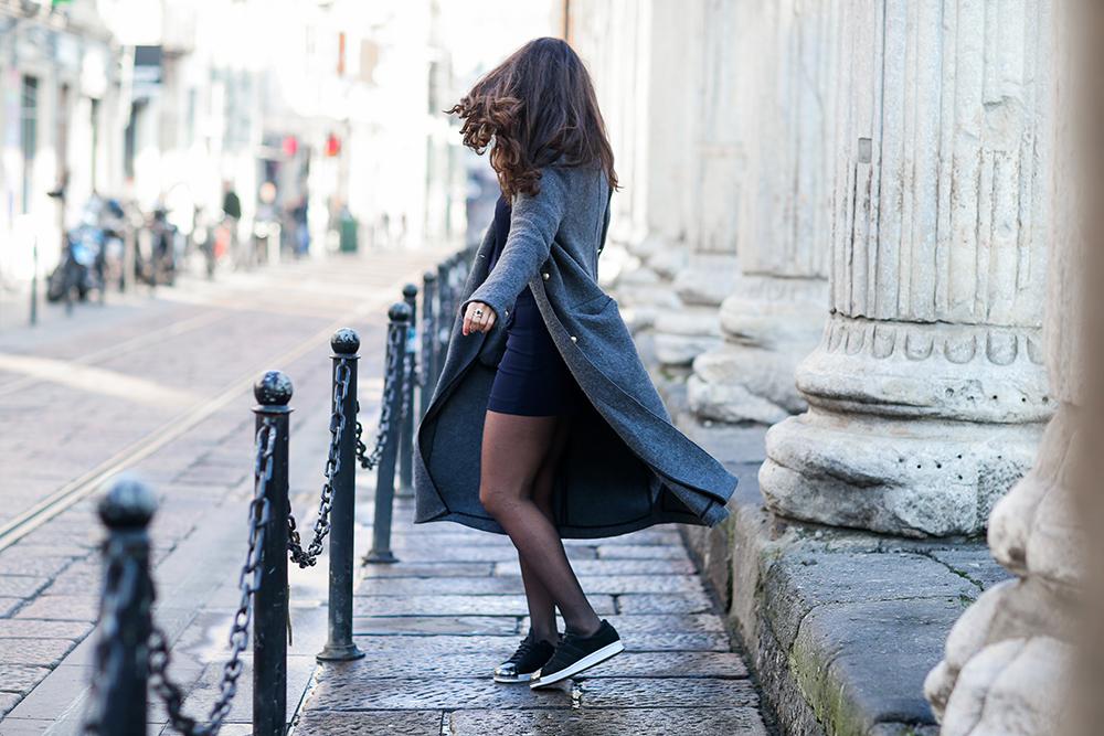 Long coat Milan ♡ www.meganvlt.com
