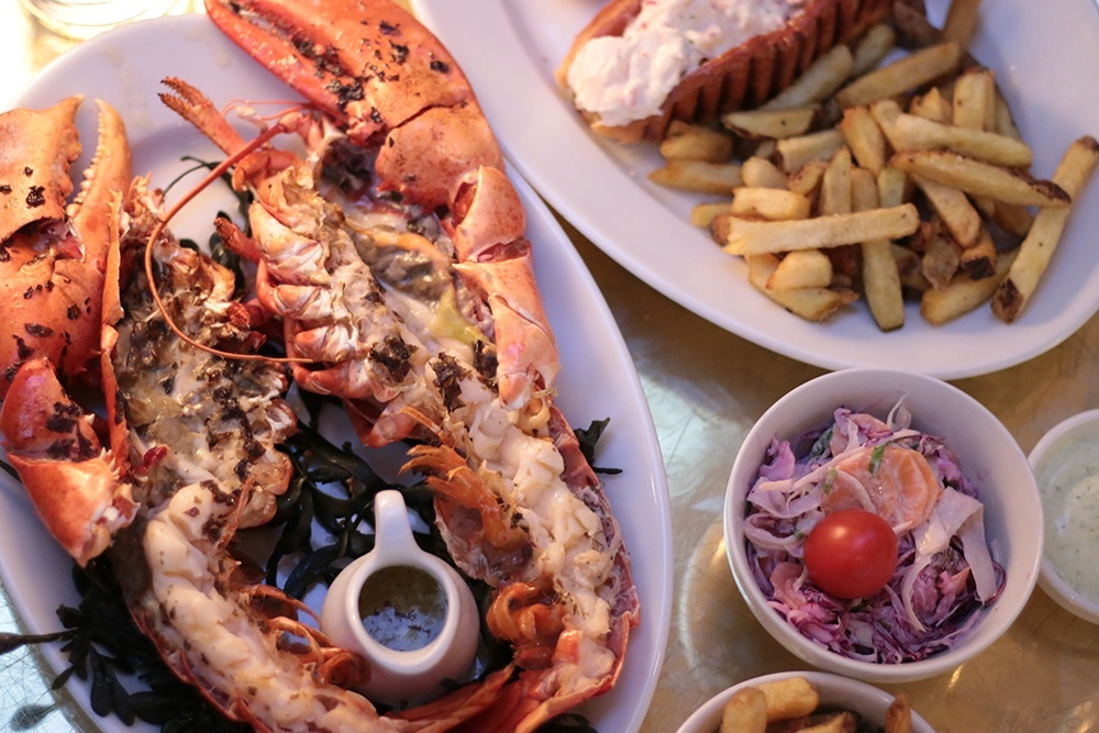 Lobster Bar Paris – Food & Restaurant