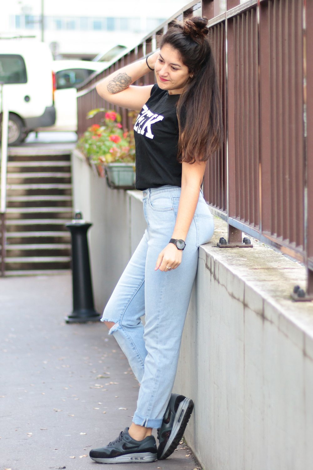 blog sneakers look ♡ www.meganvlt.com