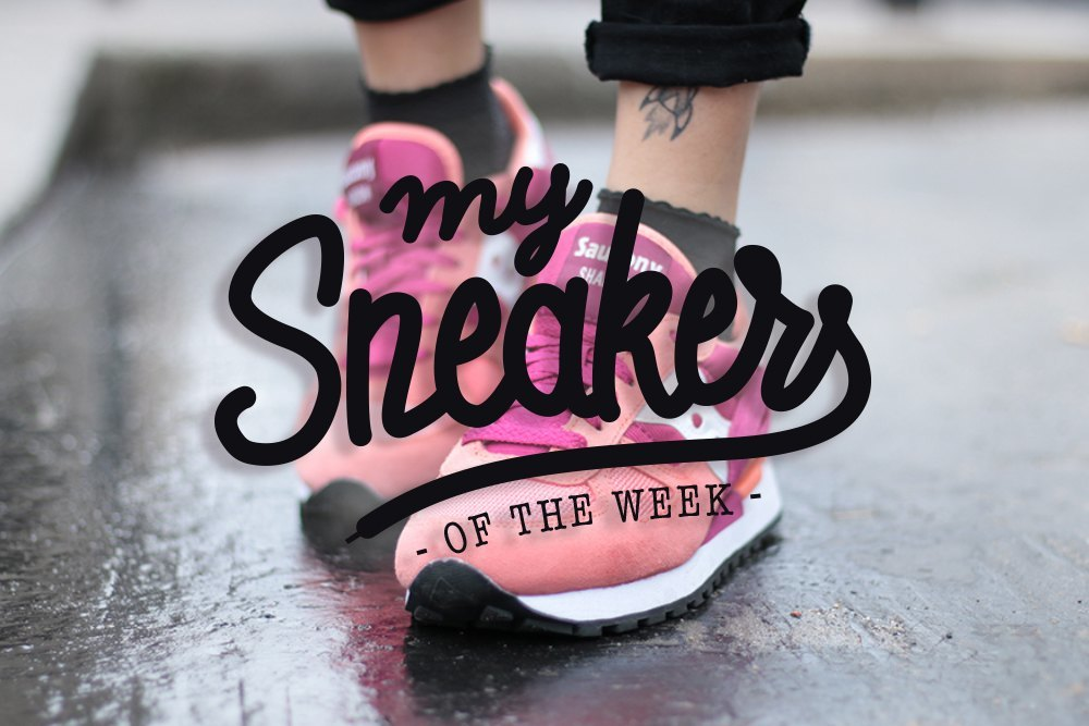 Saucony Shadow Original 'PINK/RED' – MySneakersOftheWeek #2