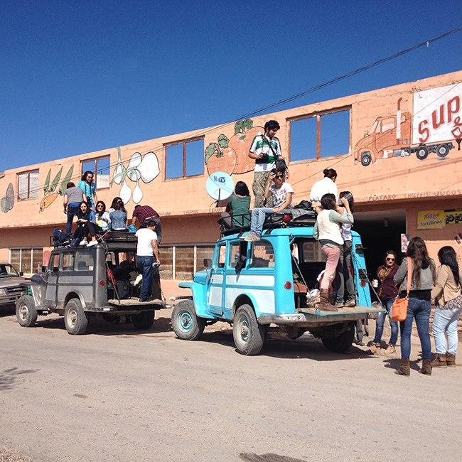 15 sur une jeep