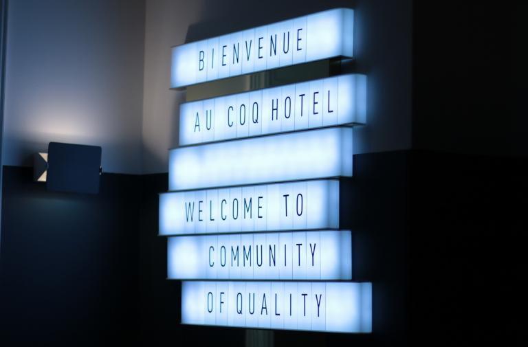 C.O.Q Hôtel Paris