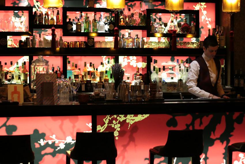 Buddha-Bar Hotel Brunch