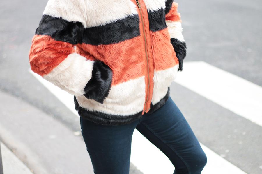 Outfit fur tricolor ♡ www.meganvlt.com