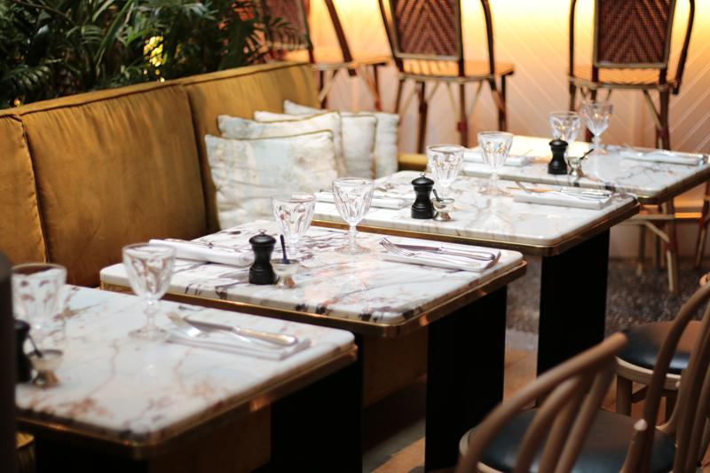 L'Alcazar – Restaurant à Paris