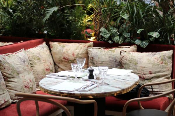 Restaurant l'Alcazar Paris 6 ème