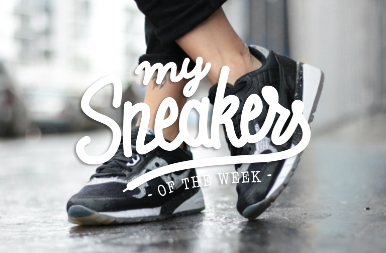 My sneakers of the week #5