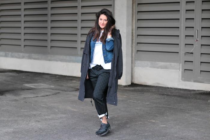 Polka dot pants – Mode & tendances