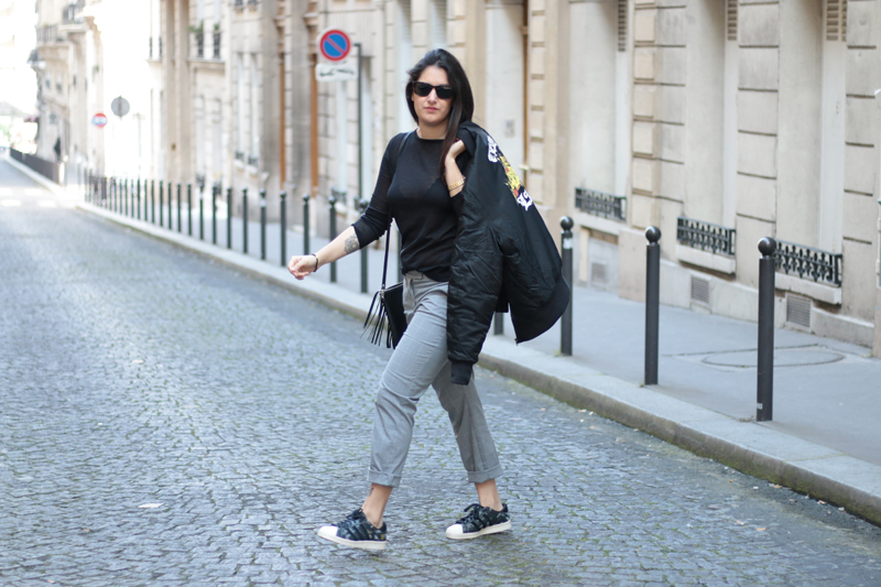 bomber blog mode paris meganvlt