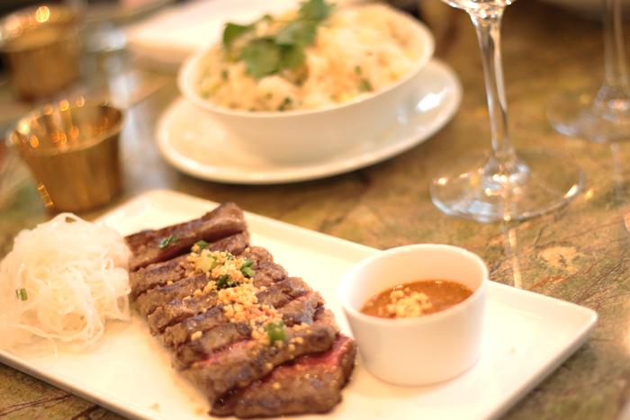 Bonne adresse restaurant thaï paris - Le ginger