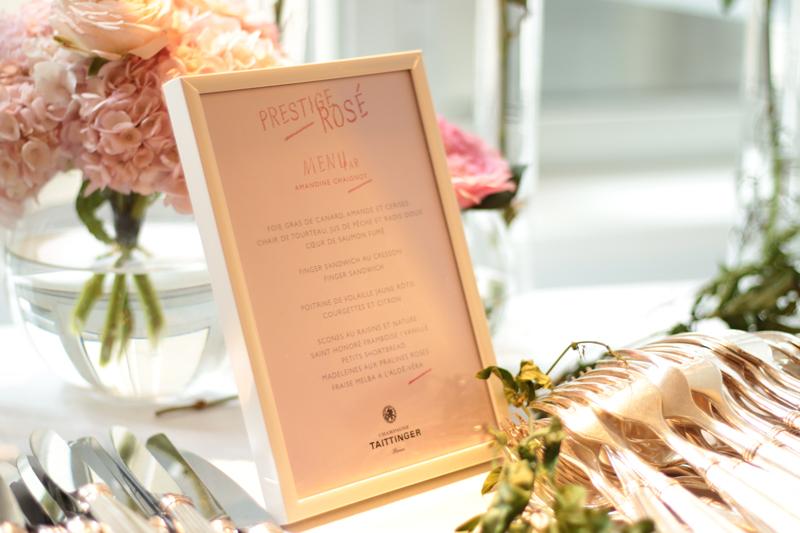 Champagne taittinger prestige rosé by meganvlt