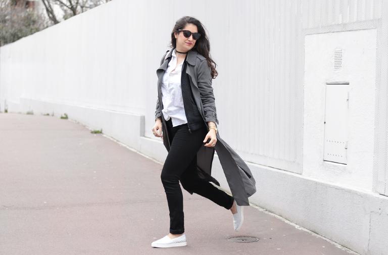 La chemise & le trench fluides –  Mode & tendances