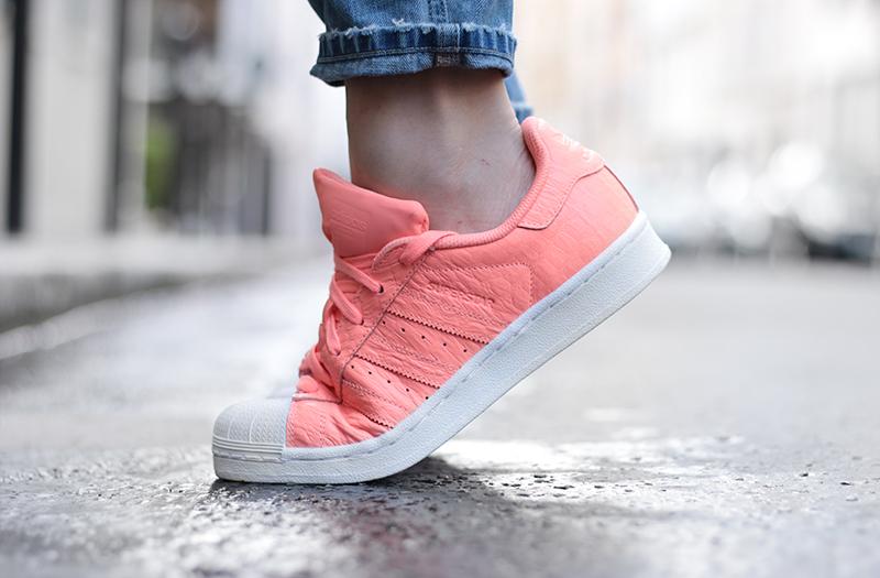 Adidas superstar croc pastel - meganvlt + sneakers addict