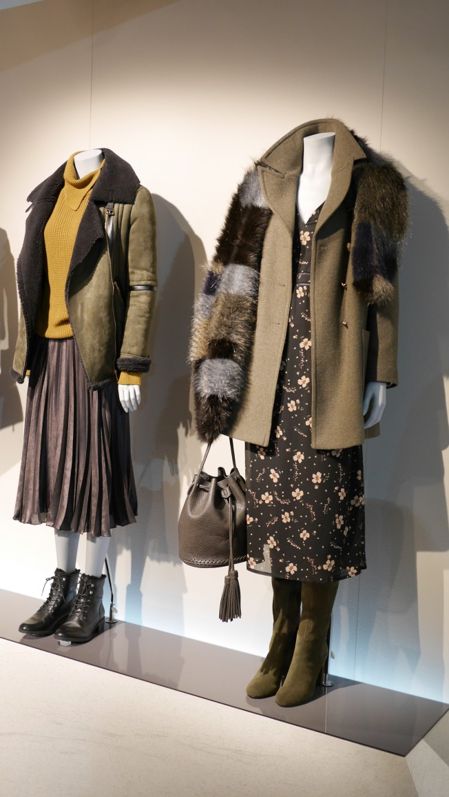 Automn/winter Marks & Spencer