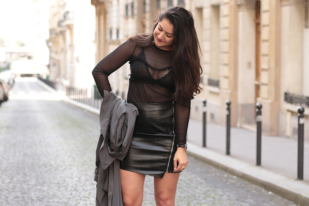 Black outfit – Mode & Tendance