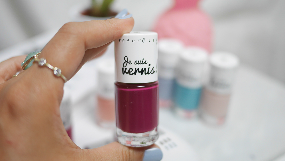blog beauté vernis semi permanent