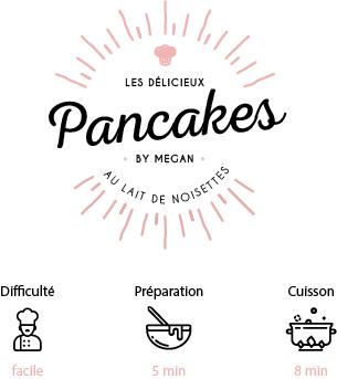 recette pancakes délicieuse