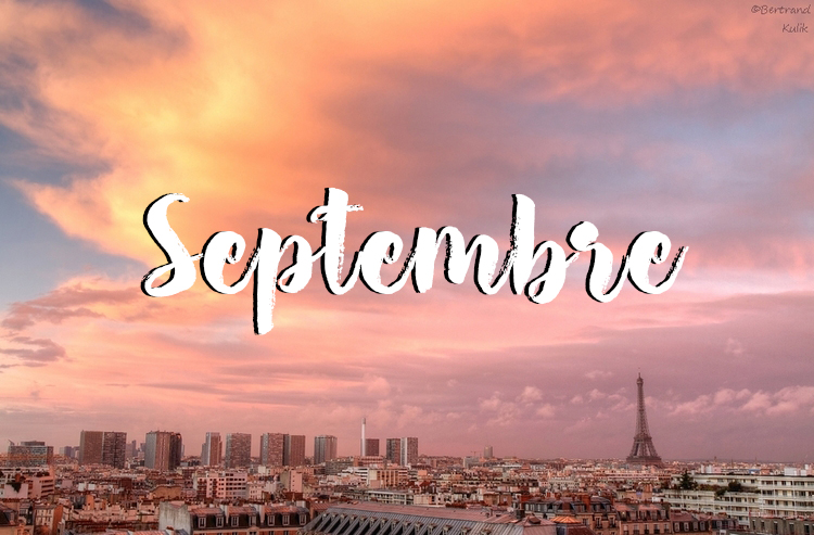 que faire à paris en septembre