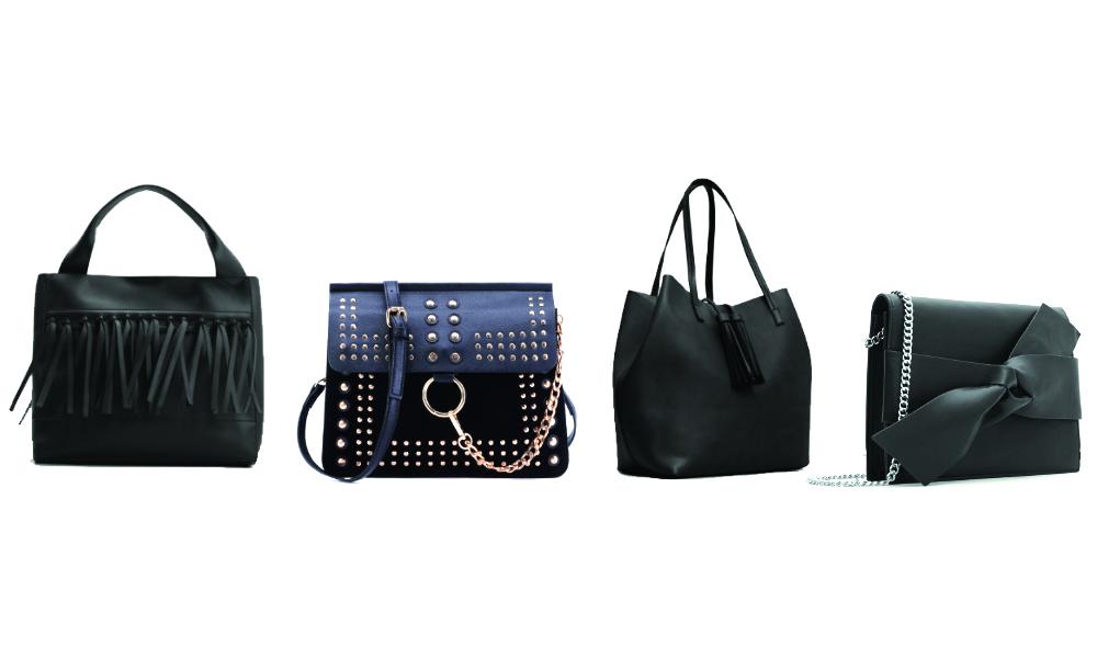 20 sacs noirs petits prix