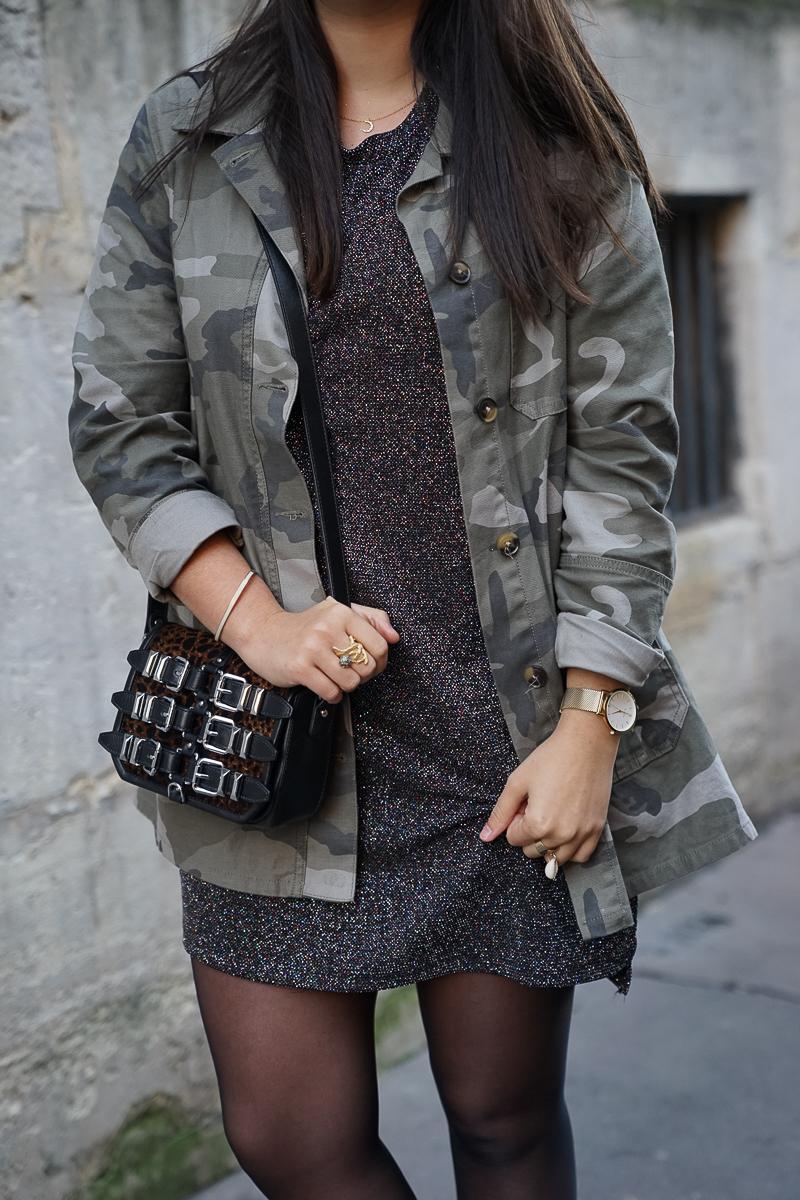 glitter dress meganvlt