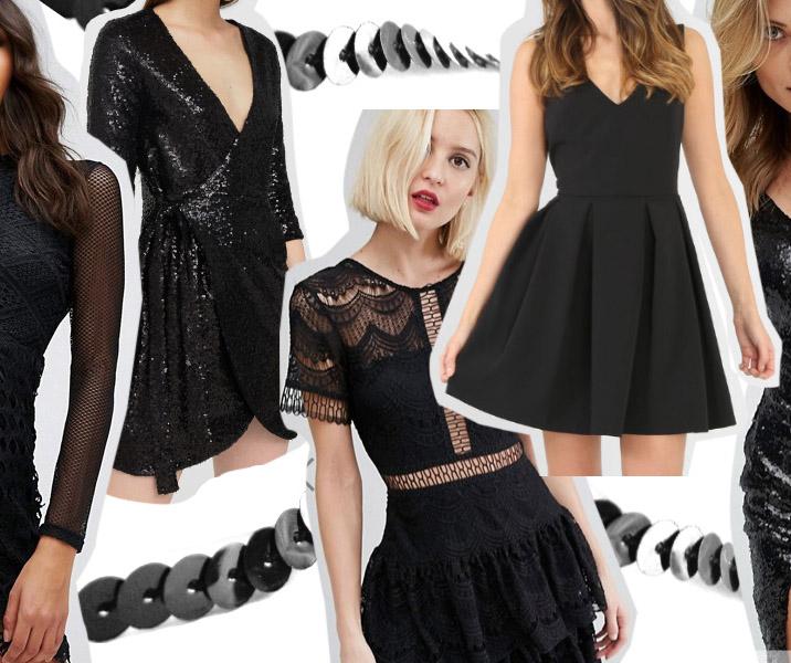 50 petites robes noires pour les fêtes