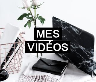 mes vidéos youtube