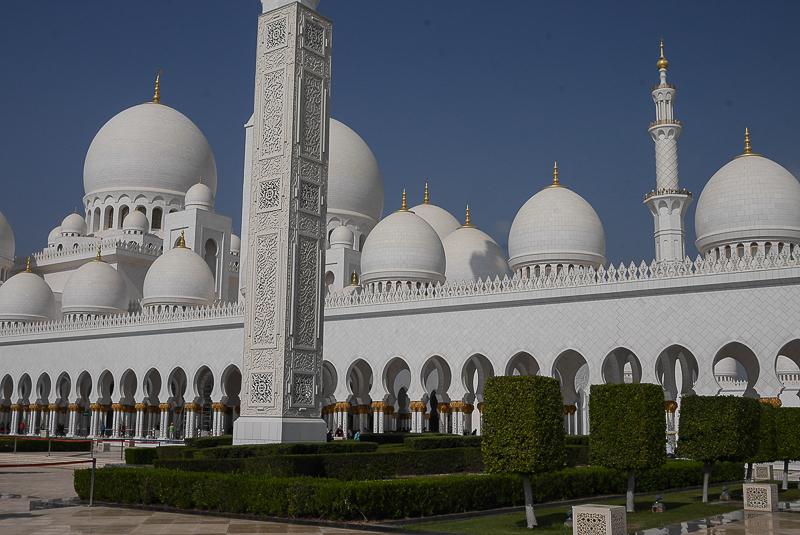 CHEIK ZAYED la grande mosquee