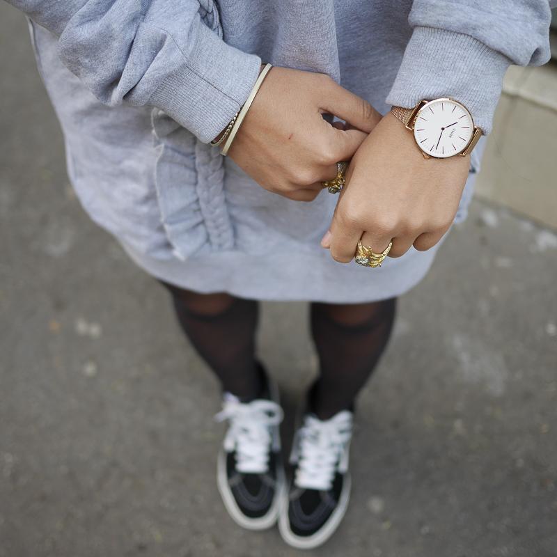 bijoux montre cluse
