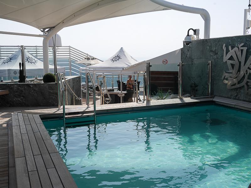 piscine msc croisiere