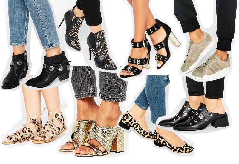 Sélection shopping : Chaussures & sneakers à moitié prix