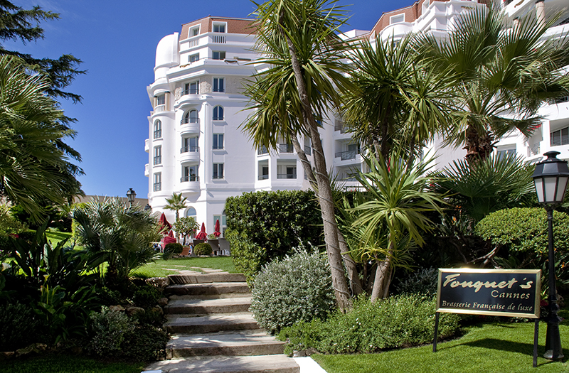 fouquet's cannes barriere