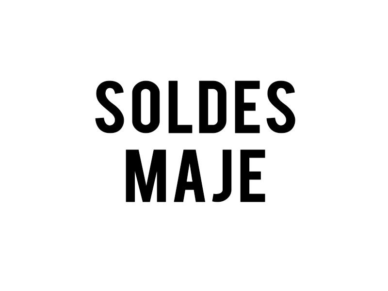 soldes maje