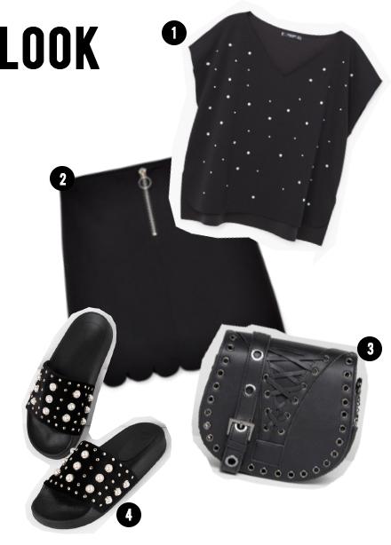 look2 idee noir