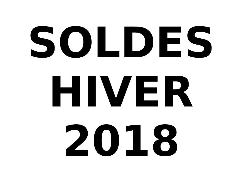 SOLDES HIVER 2018 – Toutes les promos sur tous les e-shops !