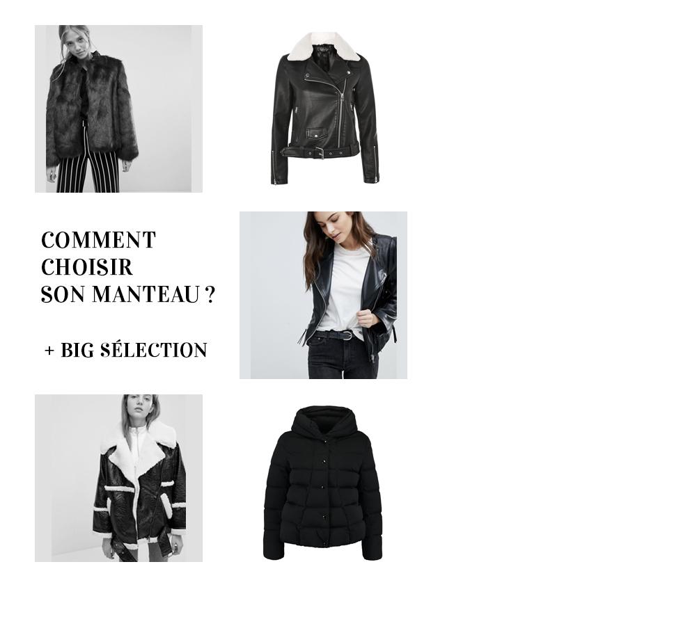 Comment choisir son manteau ? + BIG Sélection