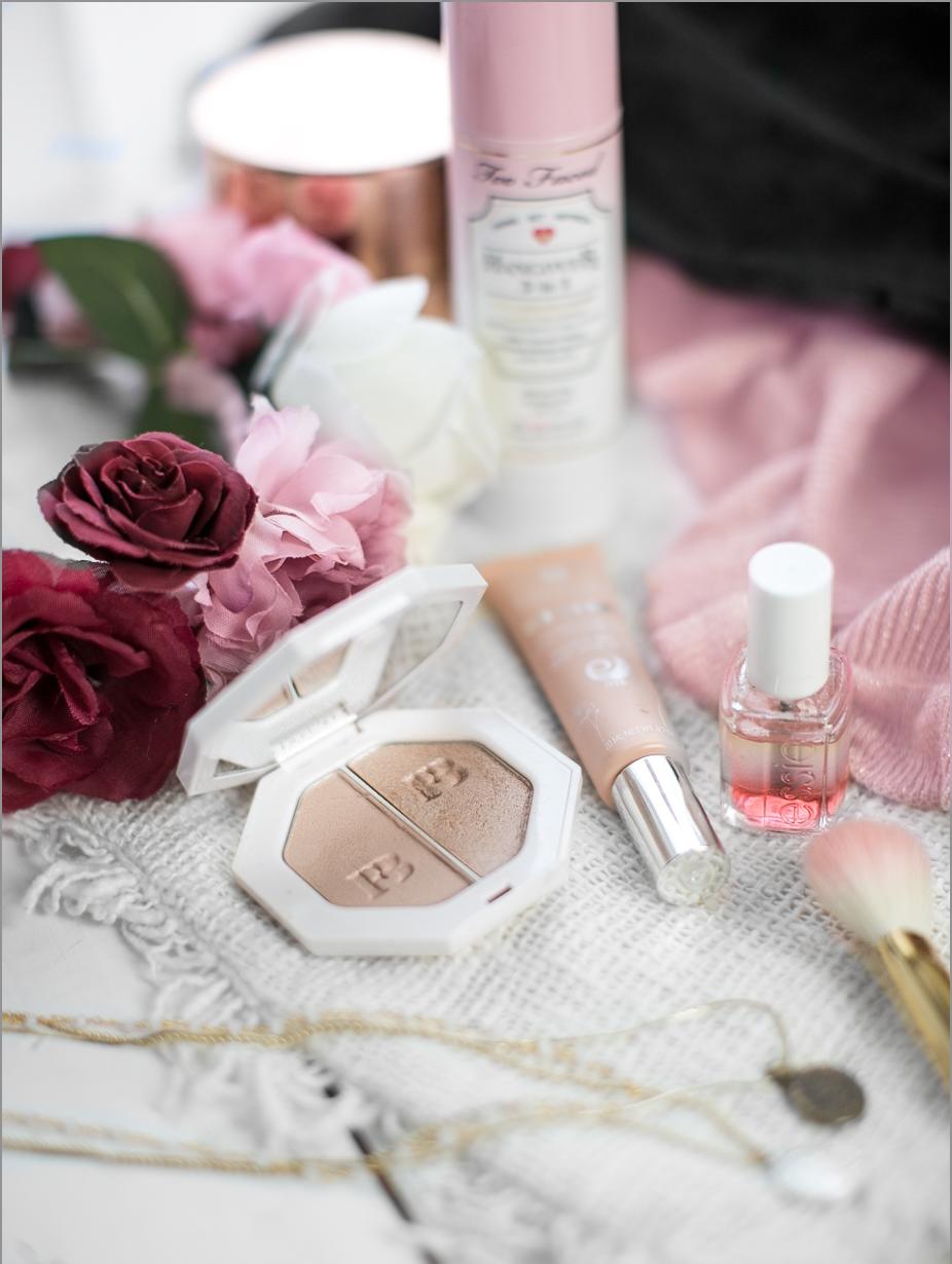Maquillage : ce que j'aime, ce que j'utilise