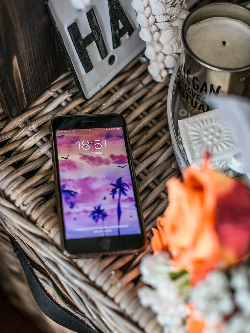 FONDS D'ÉCRAN mobiles à l'aquarelle à télécharger