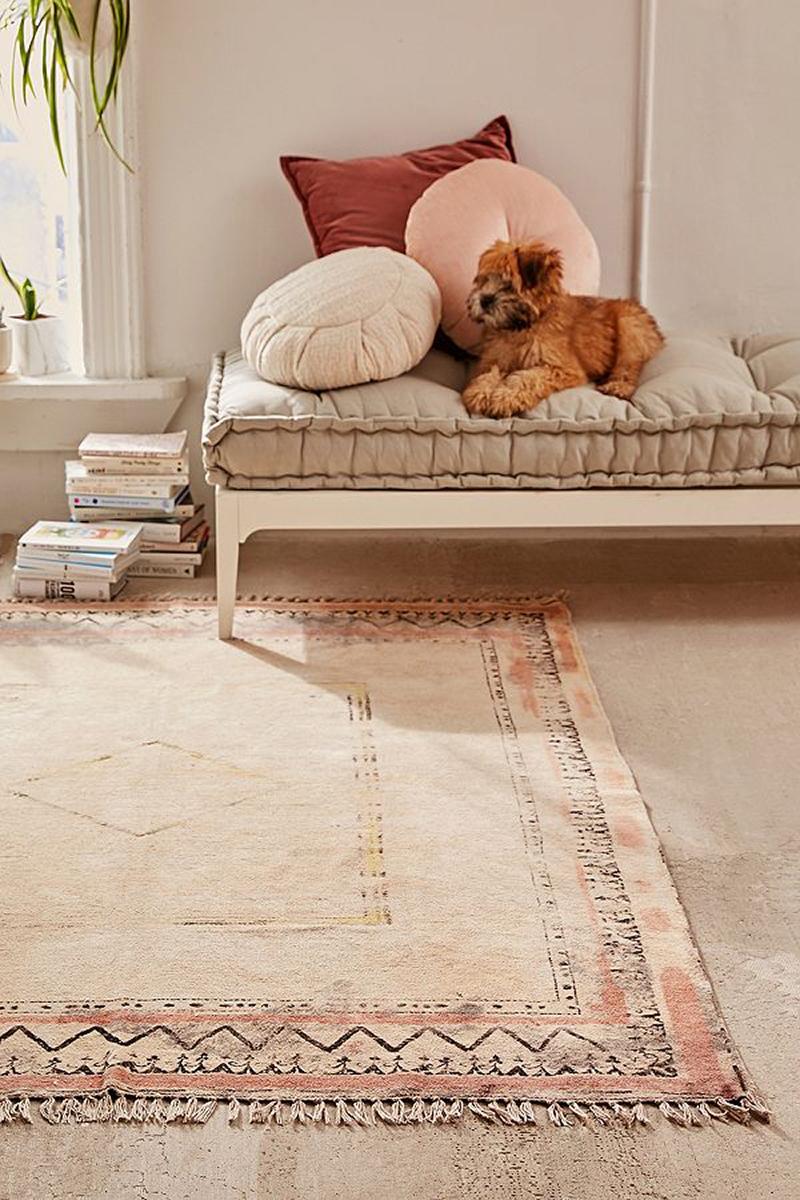 Les tapis vintage : nouvelle tendance !