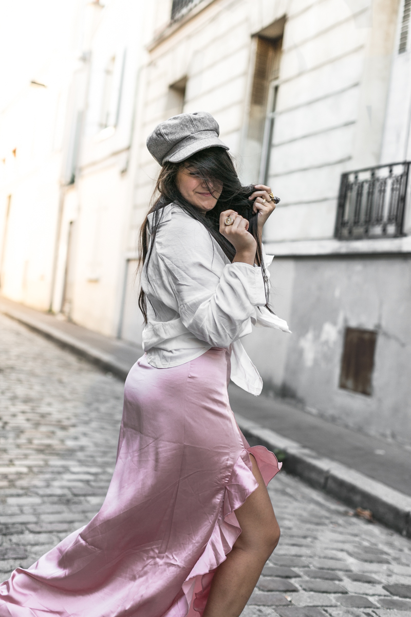 jupe-satin-rose-chemise-nouee-meganvlt-blog-mode