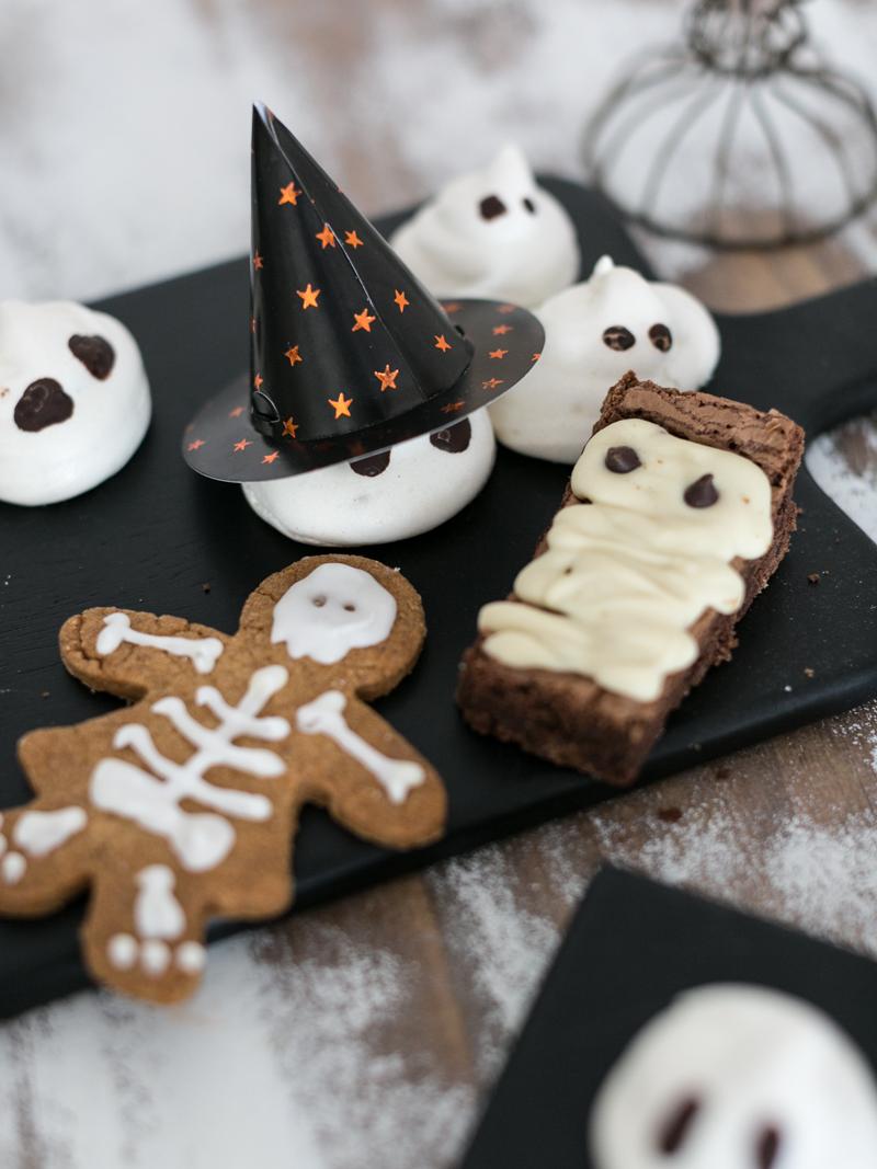Idées recettes et décorations d'Halloween