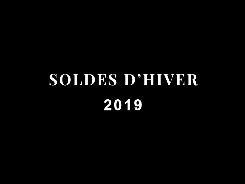 soldes hiver 2019 - code promo