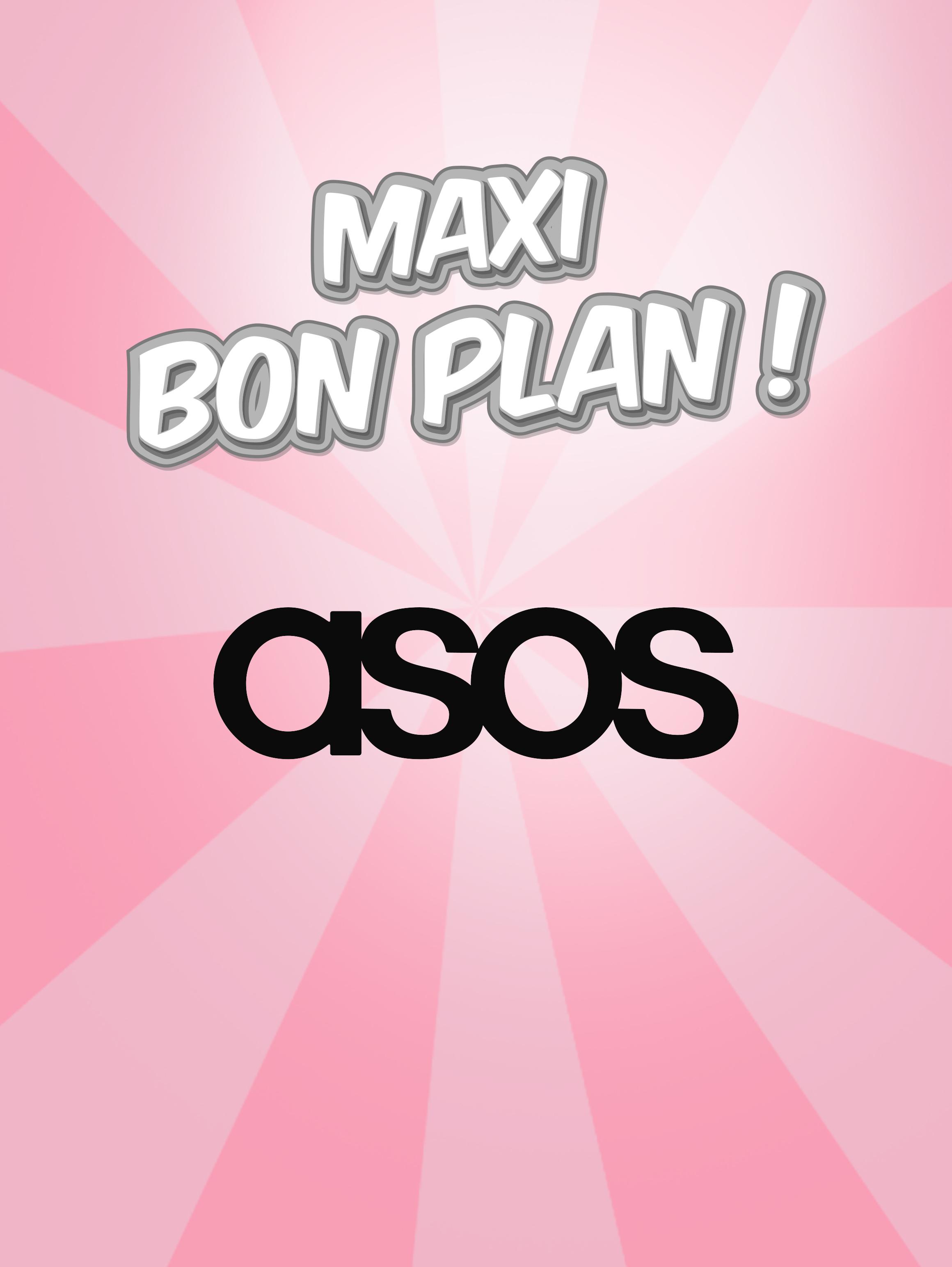 Maxi promo ASOS !