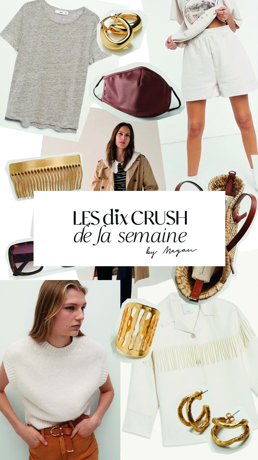 LES 10 CRUSH DE LA SEMAINE #3