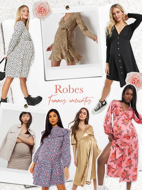 Robes-Femmes-Enceintes